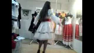 видео Заготовки национальной одежды для вышивания бисером (тканевые схемы бисером)