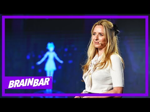The Future of Sex | Bryony Cole at Brain Bar