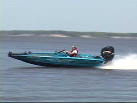Bullet Bass Boat