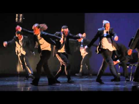 Impact Dance, Serial Thrilla | Livevibe Generations | Sadlers Wells Peacock Theatre | Feb 2016
