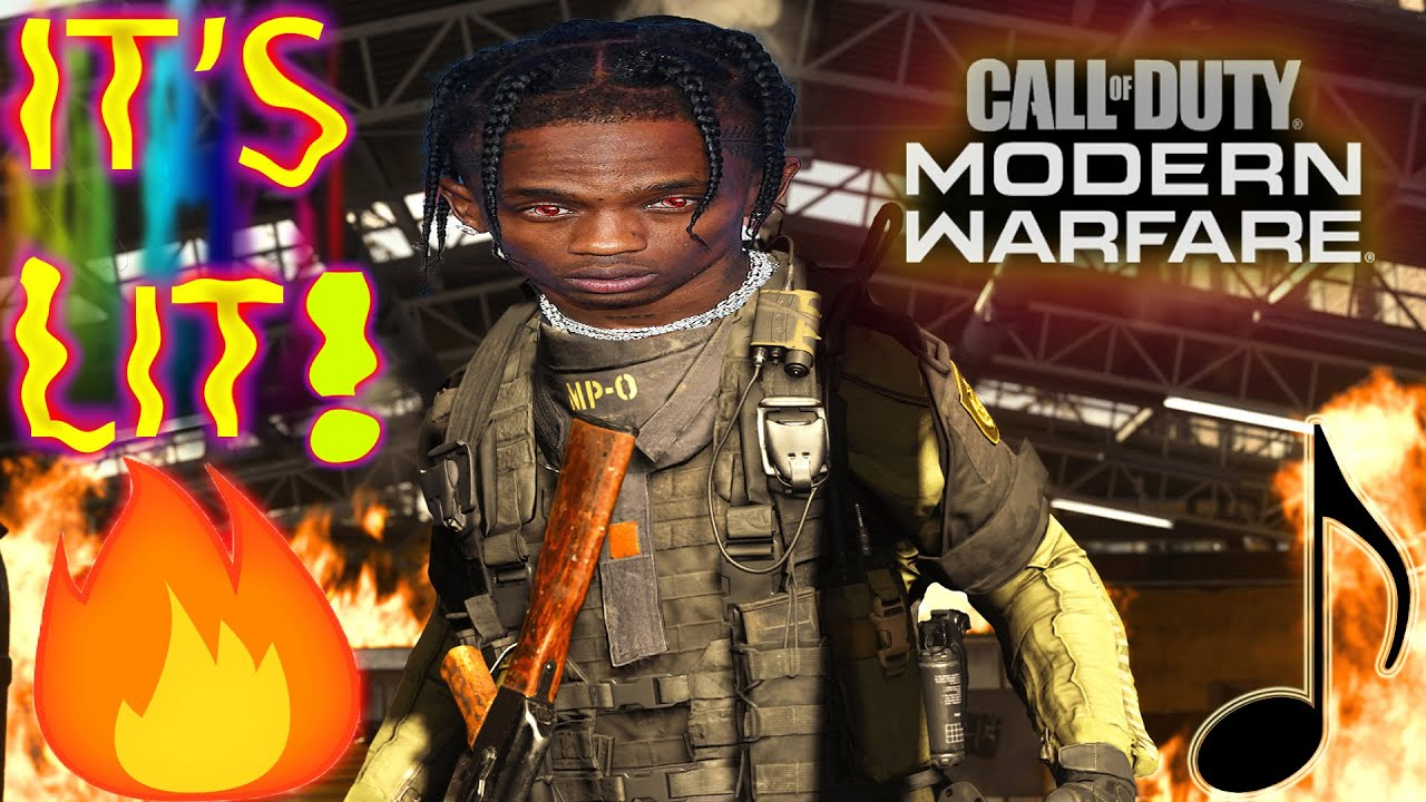 Call of Duty Modern Warfare but with Autotune *Funny Reactions*