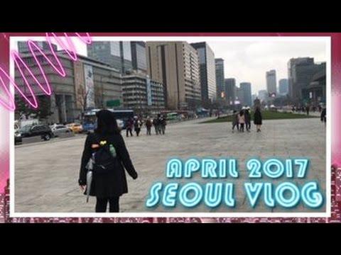 Travel Vlog: Seoul, South Korea