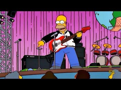 Simpson - Música Ligera