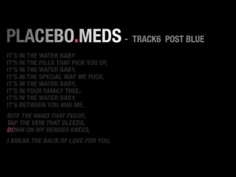 Placebo post blue instrumental