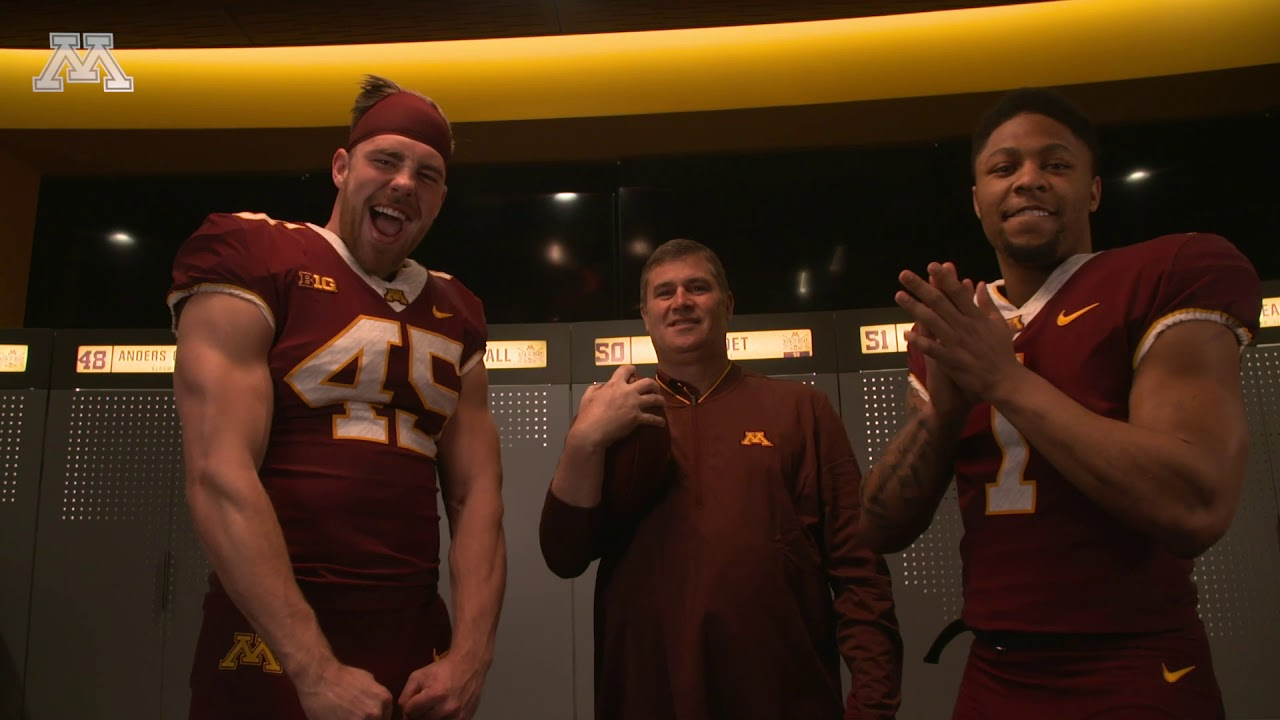 Gopher Football Spring Game 2019: The Battle for Goldy's ...