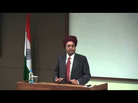Guest Lecture by Shri Hardev Singh Kohli - Executive Director Reliance Industries Limited