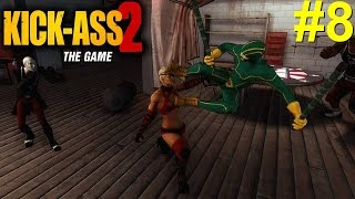 Kick-Ass 2 PS3 Gameplay #8 [Kick-Ass vs Mother Russia]