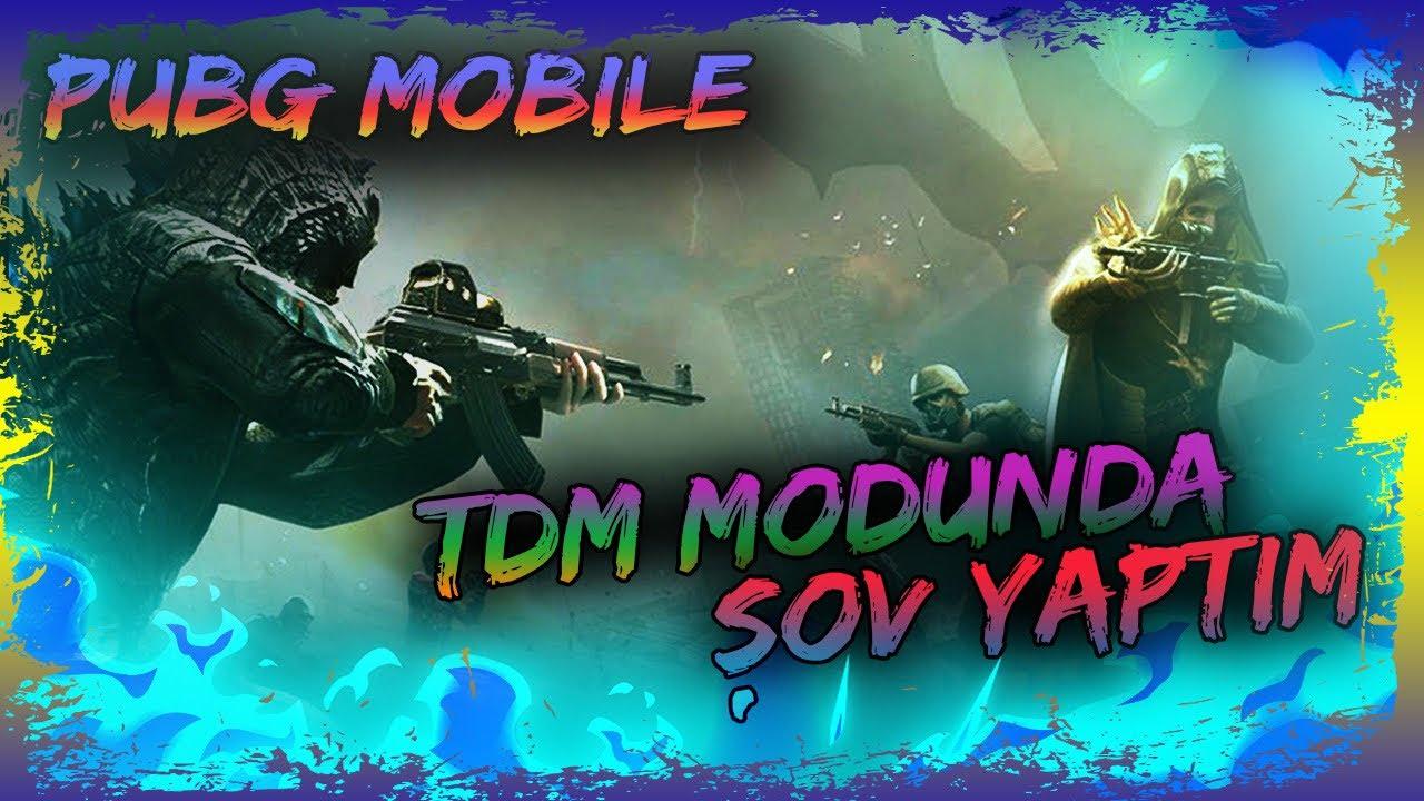 TDM MODUNDA ŞOV YAPTIM [PUBG Mobile] Videosu