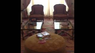 Amazing Video Of Hotel Suite