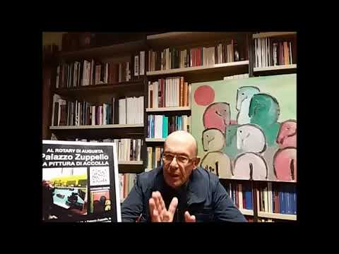 Video -Salvatore Accolla - nota del critico Raimondi Raimondi
