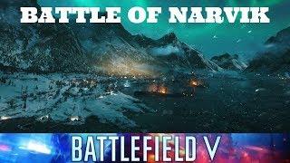 BATTLE OF NARVIK, WITH FINNTROLL 1984 (BATTLEFIELD V)