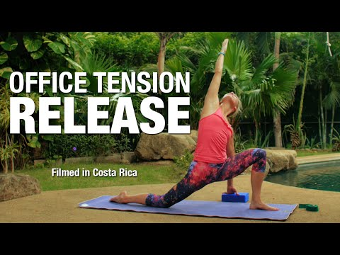 Office Tension Release Yoga Class (30 Min) - Five Parks Yoga