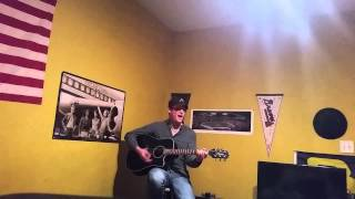 She Talks to Angels. Covered by Christian Brooks