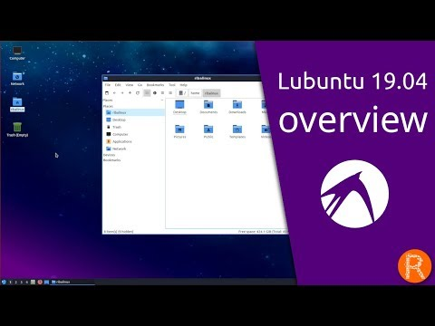 Lubuntu 19.04 Overview | Lightweight, Fast, Easier.