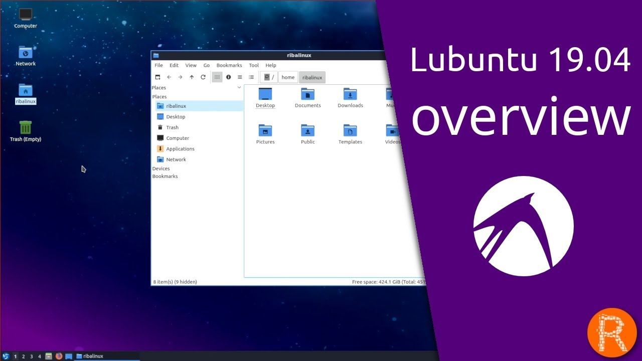 Lubuntu 19 04 overview | Lightweight, fast, easier