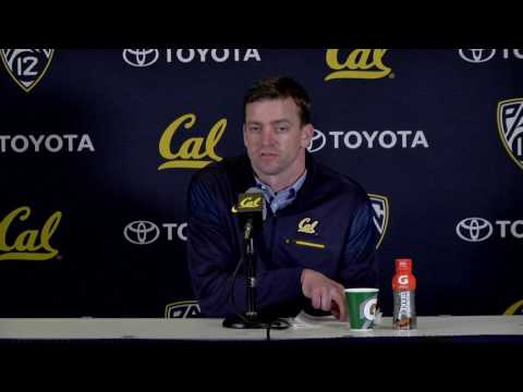 Cal Football: Justin Wilcox - 2017 Signing Day Press Conference (2/1/17)
