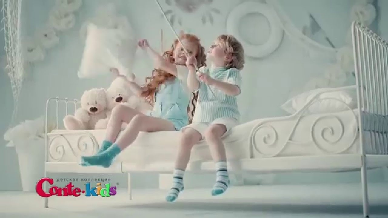 0459cc2972ea1 Детские колготки и носки Conte kids - YouTube