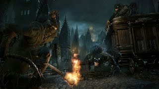 Bloodborne - Трейлер TGS 2014