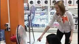 видео Как выбрать вентилятор для дома