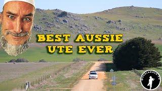 The Aussie Mullet Ute Camper - Vanlife, Truckcamper spoof