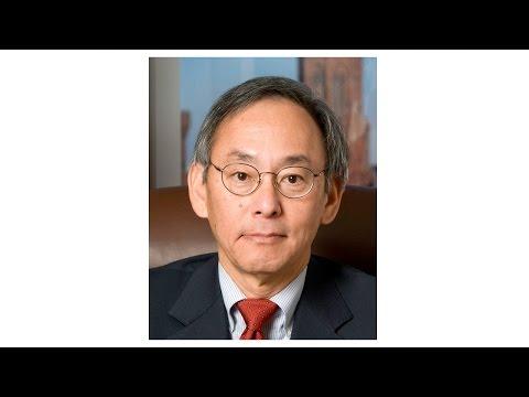 Dr. Steven Chu, Former Secretary of Energy