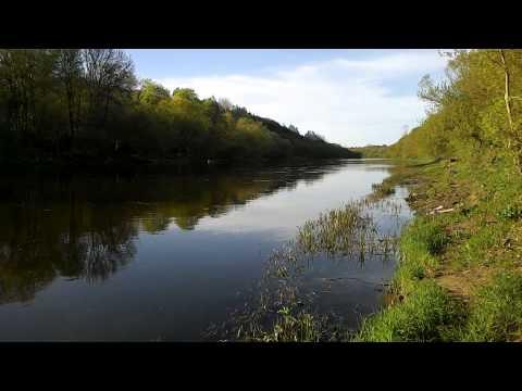Neris River - April 2014