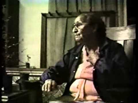 "#1 Snowbird Cherokee Elder ""Mandy"" Talks Herbal Medicine with Ila Hatter"