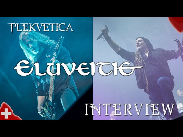 [Interview] Eluveitie (2019) | Folk/Pagan Metal