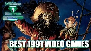 Best 1991 Video Games