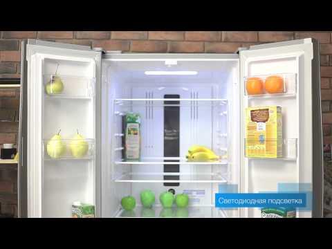 Холодильники с французской дверью HITACHI
