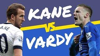 Harry Kane vs Jamie Vardy - Who is the best English striker?