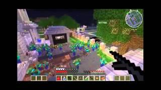 Minecraft Film Zombie Apocalypse