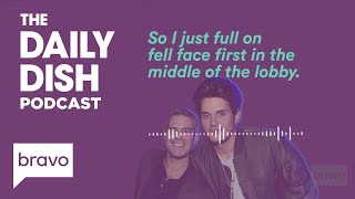 Shep Rose's Very Embarrassing Encounter with Andy Cohen and John Mayer | The Daily Dish | Bravo