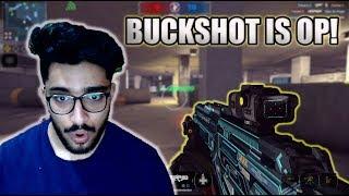 modern Combat 5 - Is BuckSHOT STILL OP? - LIVE!#218