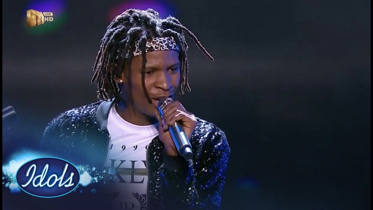 Top 6 Reveal: Thato - 'U Got It Bad' – Idols SA | Mzansi Magic