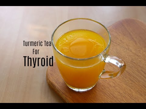 Turmeric Tea For Thyroid Weight Loss – Get Flat Belly In 5 Days – Lose 5 kgs Without Diet/Exercise