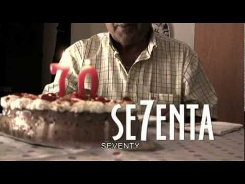 """Seventy"" Short film, ""Setenta"" corto"