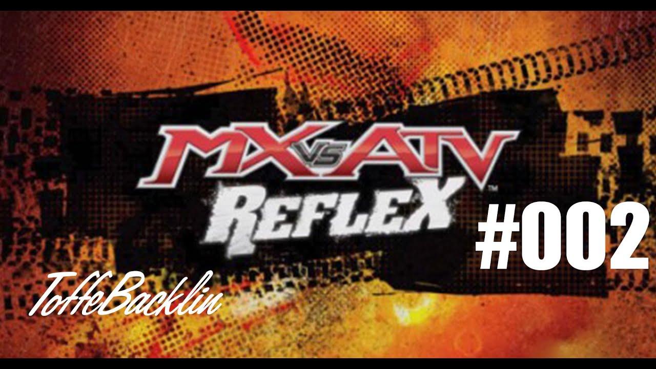 mx vs atv reflex ps3 custom tracks