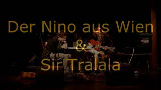 """Der Nino aus Wien & Sir Tralala, """"Guada Tog"""" (Lou Reed Cover), Theater am Spittelberg, 30.10.2017"""
