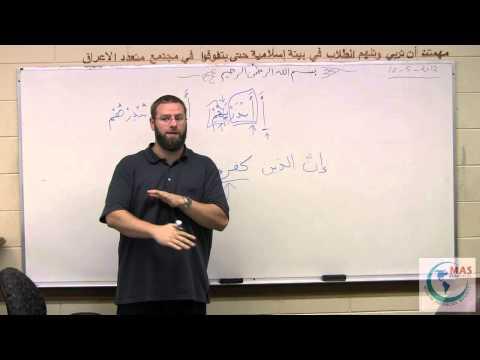 MAS Arabic Class 10-06-12 Part