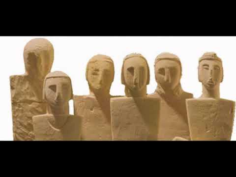 Faces of Ancient Europe - Malta (4000 - 2500 BC)