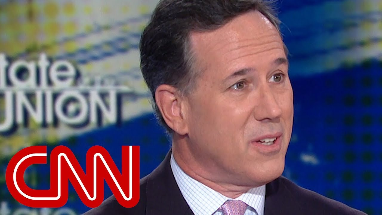 Rick Santorum rips James Comey's 'tell-nothing' book
