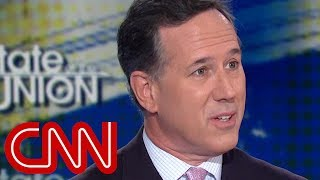 Rick Santorum rips James Comey\'s \'tell-nothing\' book