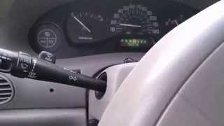 2001 Buick Century Custom Walk Through and Test Drive