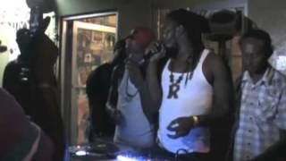 Jabalance & Teflon At Tek It Easy Teflon Earth Strong Pt 3