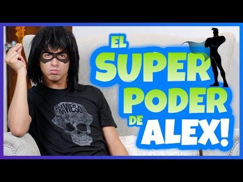 Daniel El Travieso - Alex Tiene Un SuperPoder!