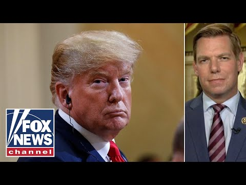 Swalwell: Disgusting to see Trump use whataboutism at summit