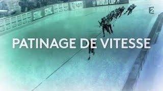 JO 2018 : zoom sur... le patinage de vitesse