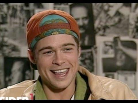 26-year-old Brad Pitt (Interview 1990)