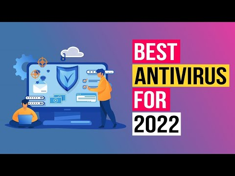 Best Antivirus 2021 (New) // Don't Buy Before You See This!